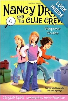 Nancy Drew and the Clue Crew (book series)
