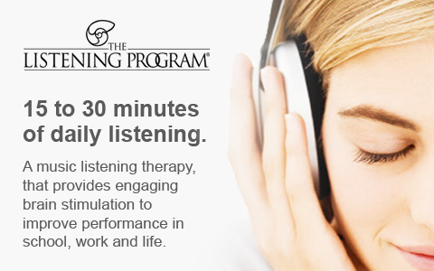 The Listening Program speech therapy details
